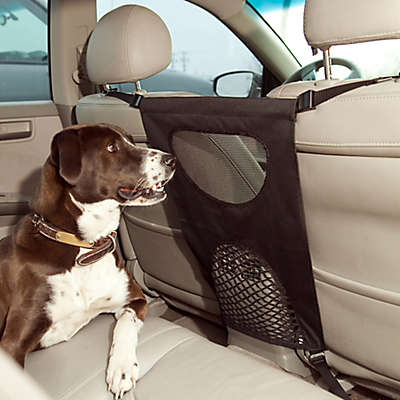 Bergan® Pet Travel Barrier in Black