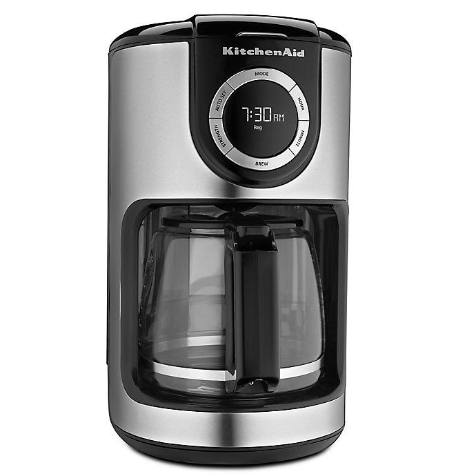 KitchenAid® 12-Cup Glass Carafe Coffee Maker