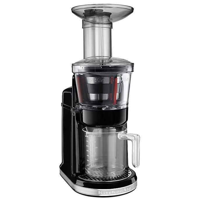 Alternate image 1 for KitchenAid® Maximum Extraction Juicer