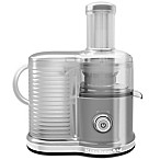KitchenAid® KVJ033CU Easy Clean Centrifugal Juicer in Silver