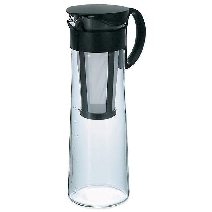 Alternate image 1 for Hario® Cold Brew Coffee Pot in Black