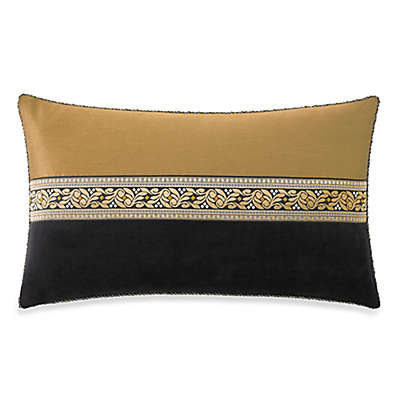 Croscill® Couture Selena Boudoir Throw Pillow