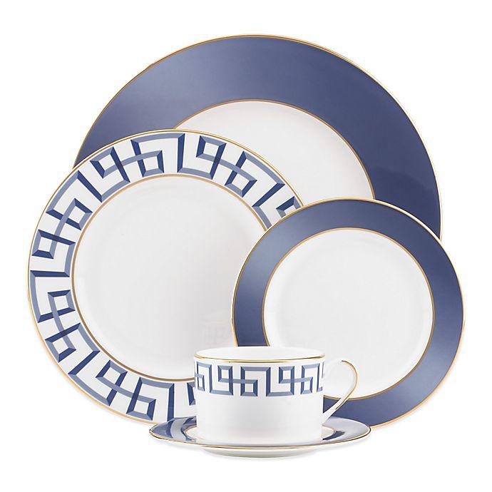 Alternate image 1 for Brian Gluckstein by Lenox® Darius™ Dinnerware Collection in Gold