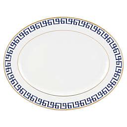 Brian Gluckstein by Lenox® Darius™  13-Inch Oval Platter in Gold