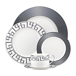 Brian Gluckstein by Lenox® Darius Dinnerware Collection in Silver