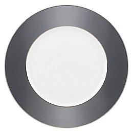 Brian Gluckstein by Lenox® Darius Dinner Plate in Silver