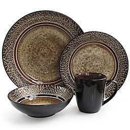 American Atelier Markham Square 16-Piece Dinnerware Set