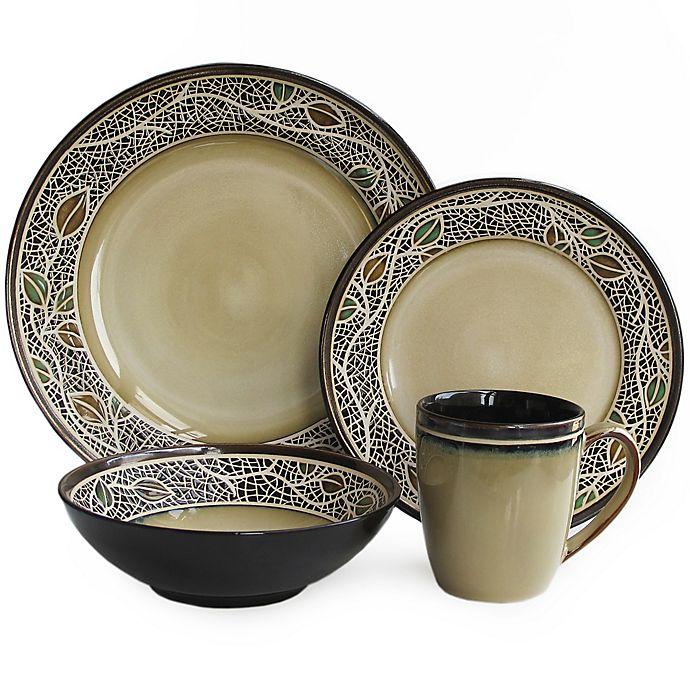 Alternate image 1 for American Atelier Cordoba 16-Piece Dinnerware Set