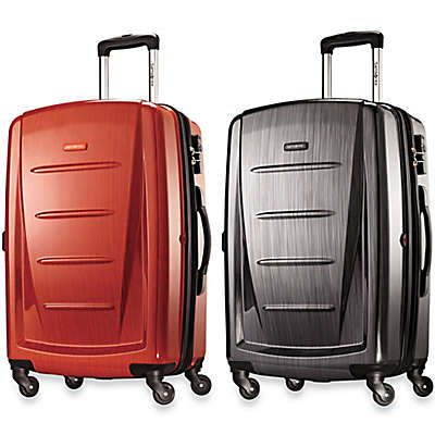 Samsonite® Winfield 2  Hardside Spinner Checked Luggage