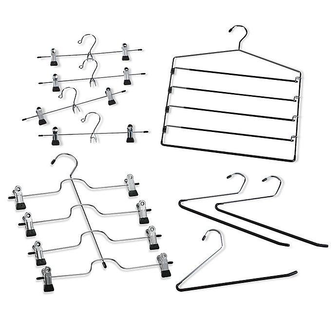 Alternate image 1 for SALT™Slack and Skirt Hangers