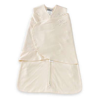 HALO® SleepSack® Newborn Organic Cotton Swaddle in Cream