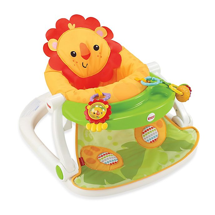 Alternate image 1 for Fisher-Price® Sit-Me-Up Floor Seat with Tray