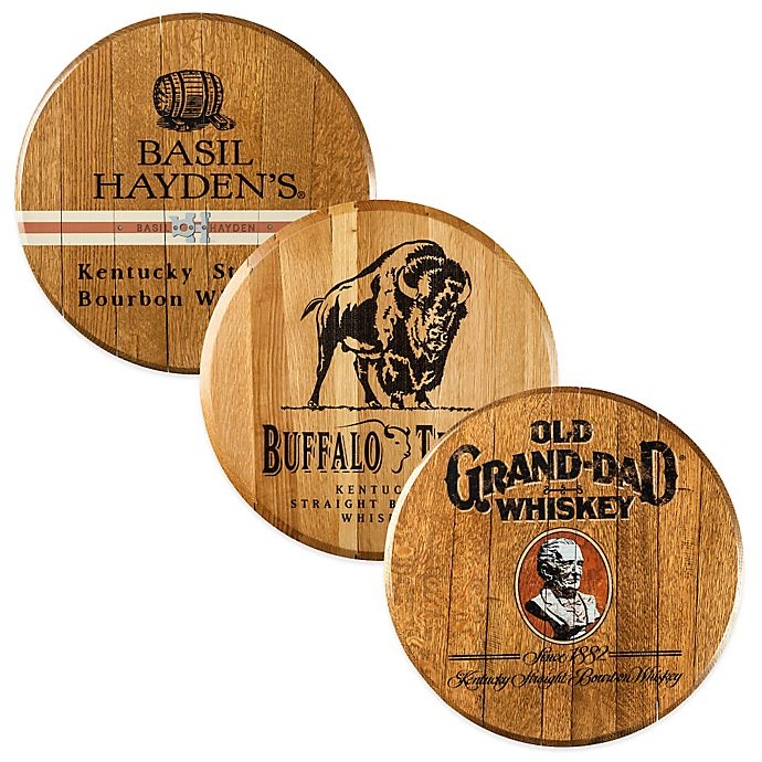 Kentucky Bourbon Barrel Head Wall Décor Collection Bed Bath Beyond