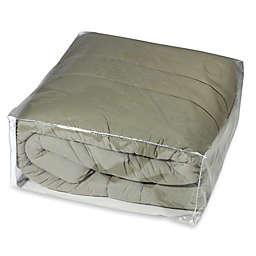 Crystal Clear Vinyl Comforter Bag Protector