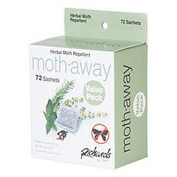 Richards Homewares Moth Away® Value Pack