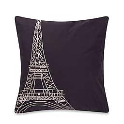 Anthology™ Paris Eiffel Tower Square Throw Pillow