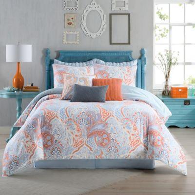 Anthology Elise Comforter Set Bed Bath And Beyond Canada