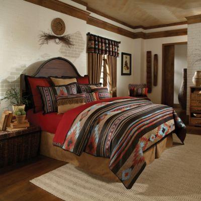 Veratex Santa Fe 4 Piece Comforter Set Bed Bath Amp Beyond