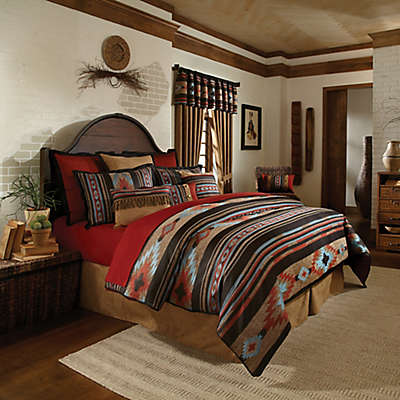 Veratex Santa Fe 4-Piece Comforter Set