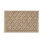 Weather Guard™ Argyle 18-Inch x 28-Inch Door Mat in Camel