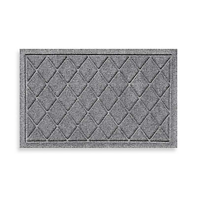Weather Guard™ 18-Inch x 28-Inch Argyle Door Mat