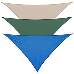 Coolaroo® Coolhaven 12-Foot Triangle Shade Sail