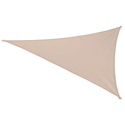 Coolaroo® Coolhaven 18-Foot Triangle Shade Sail