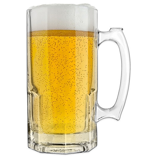 Alternate image 1 for Libbey Glass Gibraltar Super Mug