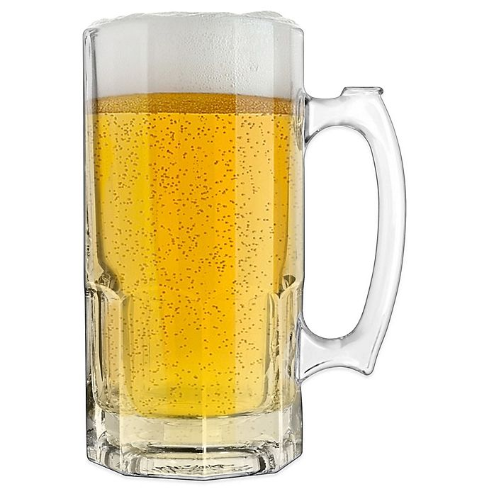 Alternate image 1 for Libbey Glass Gibraltar Super Mug
