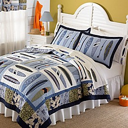 Catch a Wave Quilt Set