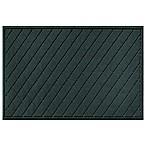 Weather Guard™ Argyle 30-Inch x 45-Inch Door Mat in Evergreen