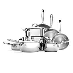 OXO Good Grips® Tri-Ply Pro Stainless Steel 13-Piece Cookware Set