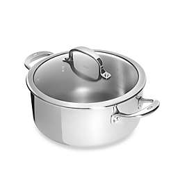 OXO Good Grips® Tri-Ply Pro 5 qt. Stainless Steel Dutch Oven