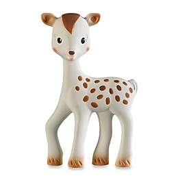 Sophie la Girafe® Fanfan the Fawn Soft Rubber Teether Toy