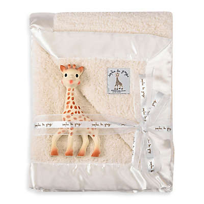 Prestige Blanket Gift Set with Sophie la girafe® Teether Toy