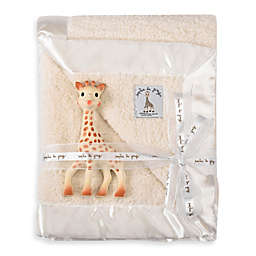 Prestige Blanket Gift Set with Sophie la girafe® Teether Toy