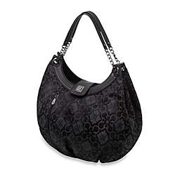 Petunia Pickle Bottom® Hideaway Hobo in Paris Noir