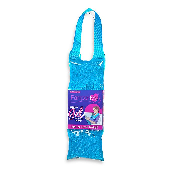 Alternate image 1 for Pamper Me® Soothing Gel Comfort Wrap