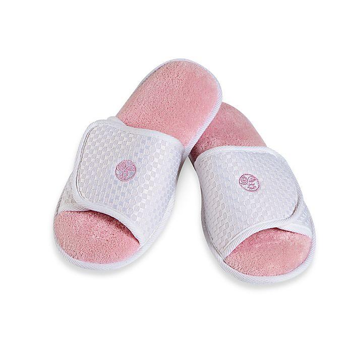Alternate image 1 for Aloe Slippers in Pink