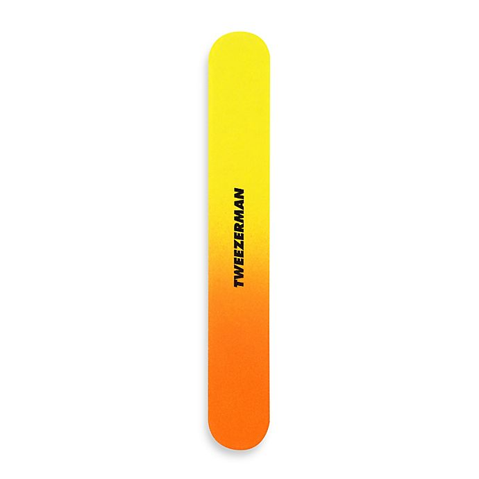 Alternate image 1 for Tweezerman® Neon Hot 3-Pack Nail Filemates with Case