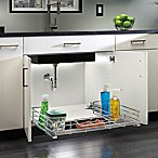 Rev-A-Shelf - 5786-30CR - 30 in. Chrome Under Sink Pull-Out Organizer