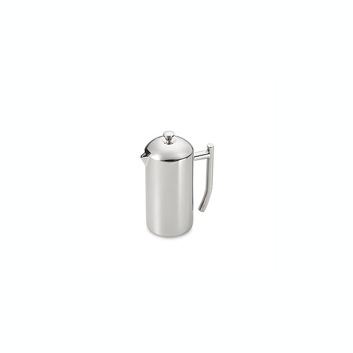 Alternate image 1 for Frieling 23 oz. Insulated Stainless Steel French Press in Mirror Finish