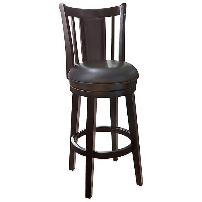 Buy Pulaski Abington 24-Inch Swivel Wooden Counter Stool