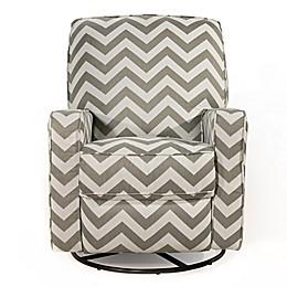 Pulaski Recliner Comfort Chair in Vibes Truffle