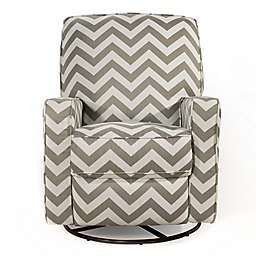 Pulaski Recliner Comfort Chair in Vibes Truffle