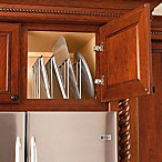Rev-A-Shelf - 596-10CR-52 - Single U-Shape Chrome Bakeware and Tray Divider