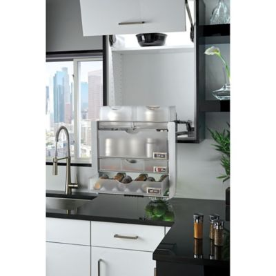 Rev A Shelf 5upd 24crn 24 In Universal Wall Cabinet