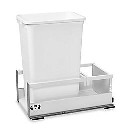 Rev-A-Shelf® 12-Inch Servo Single Pull-Out Waste Container