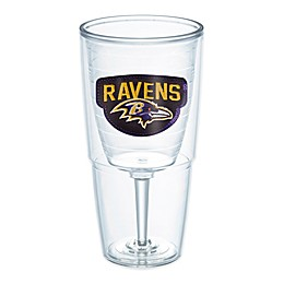 Tervis® NFL Baltimore Ravens Sequin 16 oz. Goblet