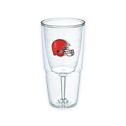Tervis® NFL Cleveland Browns Sequin 16 oz. Goblet